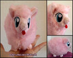 Tiny Pony: Fluffle Puff to go.. xD
