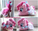 Tiny Pony Beanie Test with dress