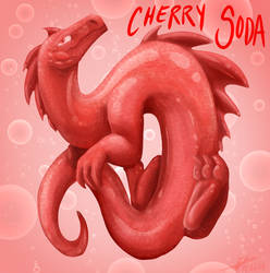 Cherry Soda Dragon