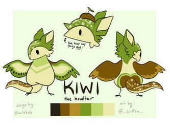 Kiwi the Howltar