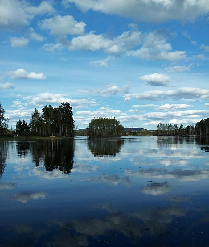River II by RobinHedberg