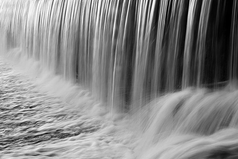 Haellen falls II by RobinHedberg