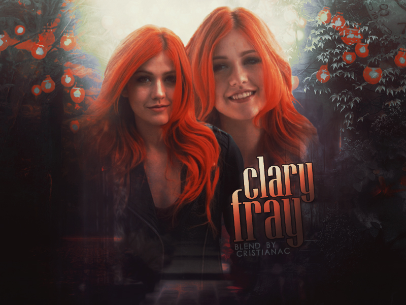 Clary Fray Blend by stereo-cryss