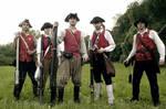 LARP musketeers