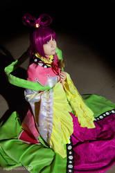 8th Kou Empire Princess: Kougyoku Ren I