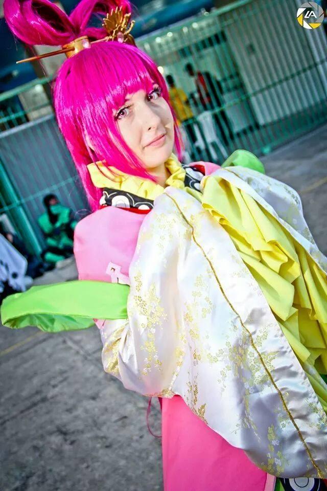 8th Kou Empire Princess: Kougyoku Ren V by anne-satsuki