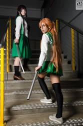 Rei and Saeko I