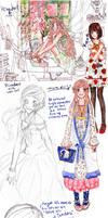 Blabbing Sketch dumpie 1 by Little-Aria