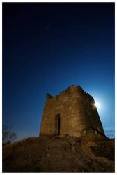 The Watchtower by deinhard