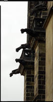 Gargoyles by deinhard