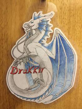 Drakkir badge