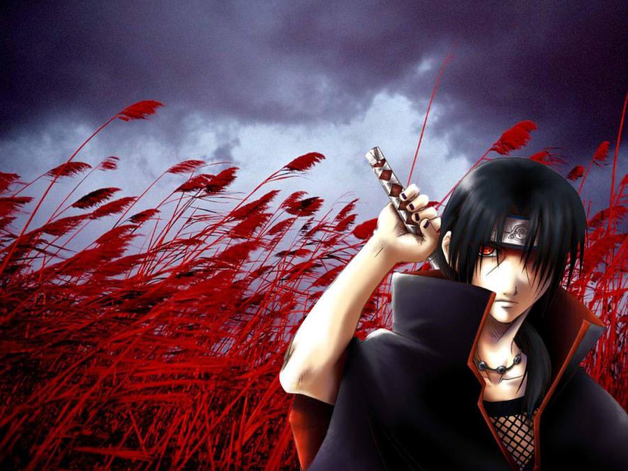 ��� ������ ������� itachi_bloody_ground_wallpaper_by_WarDemonX.jpg