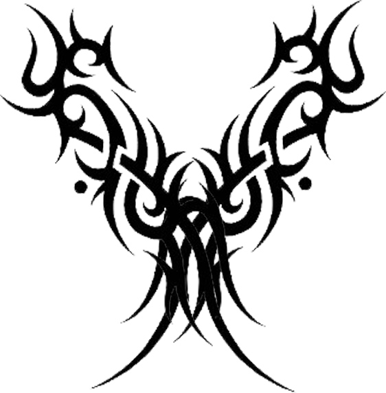 Easy Tribal Tattoo Designs For Beginners