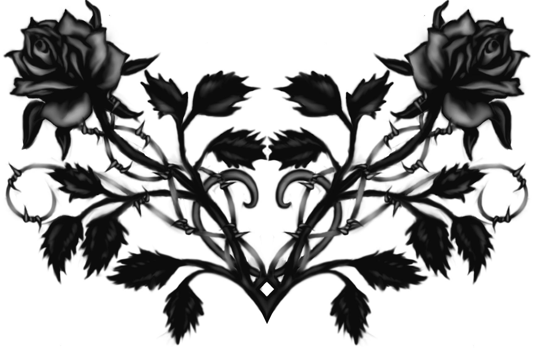 Hottoe Black Rose Tattoo Designs Tattoos Tattoos Design Flower