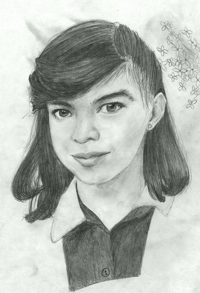Oxana by LadyAfelia