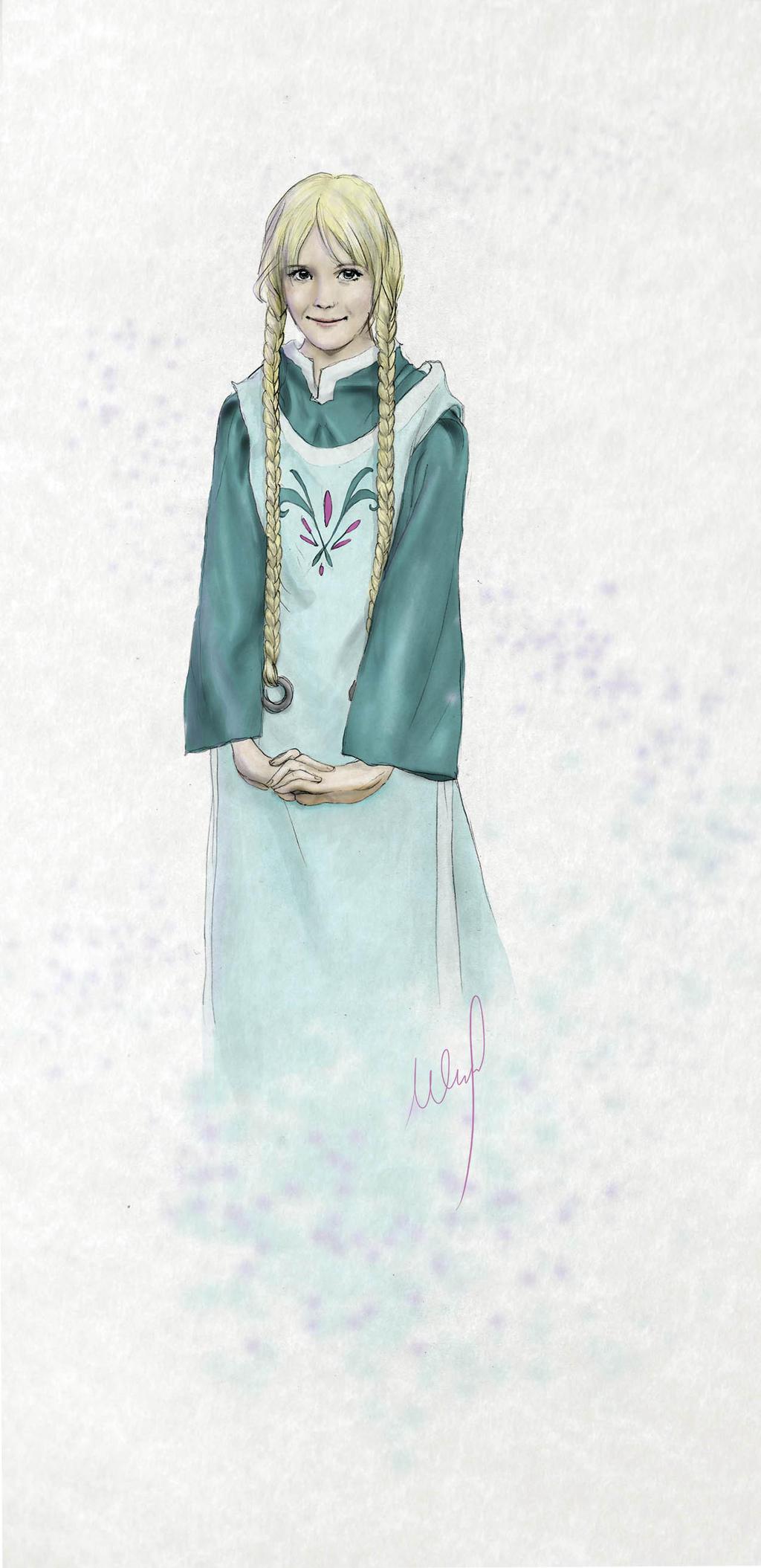 Halla by LadyAfelia