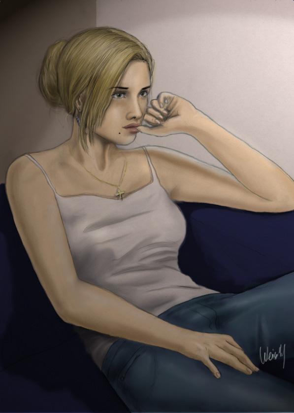 Masha by LadyAfelia
