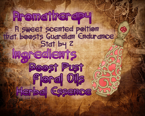 Pixie Potion: Aromatherapy by hiddengardenia
