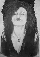 Bellatrix Lestrange by ArtLucie