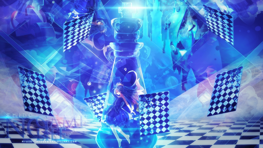 No Game No Life Wallpaper by RyuzeNanzuke on DeviantArt