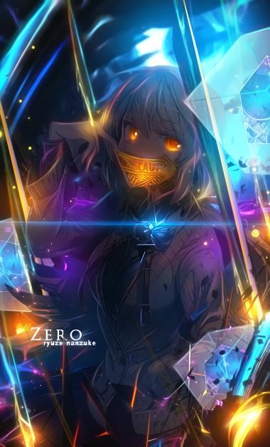 Zero by Ryuze-nanzuke