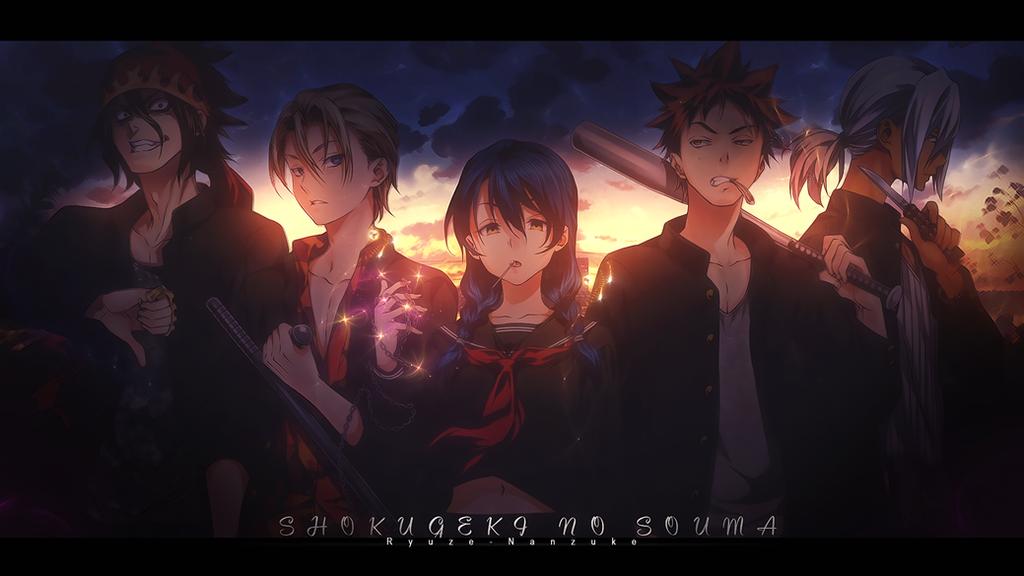 SNS Wallpaper by RyuzeNanzuke