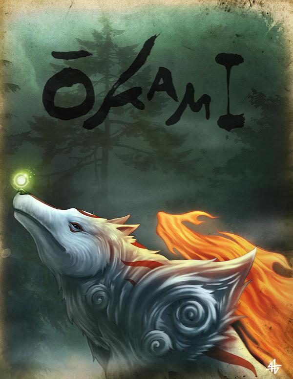 Okami contest by Tmvgabel
