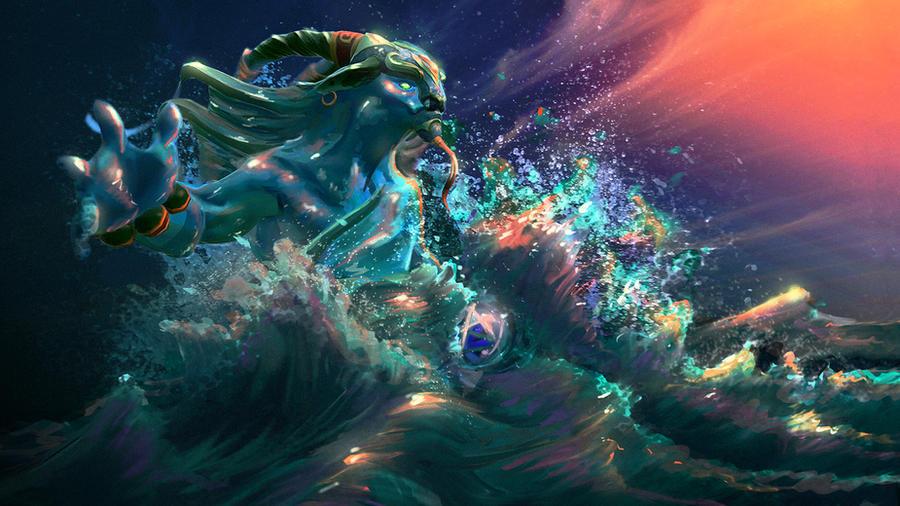 Renewed Jade Comet by Anuxinamoon