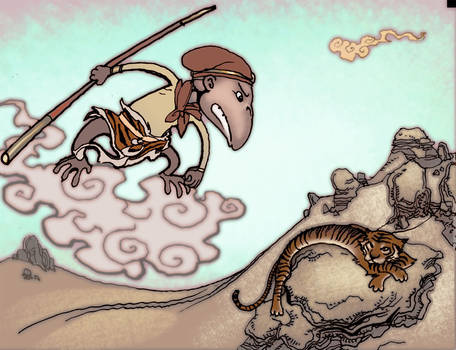 Monkey king 01
