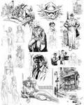 the spirit sketches