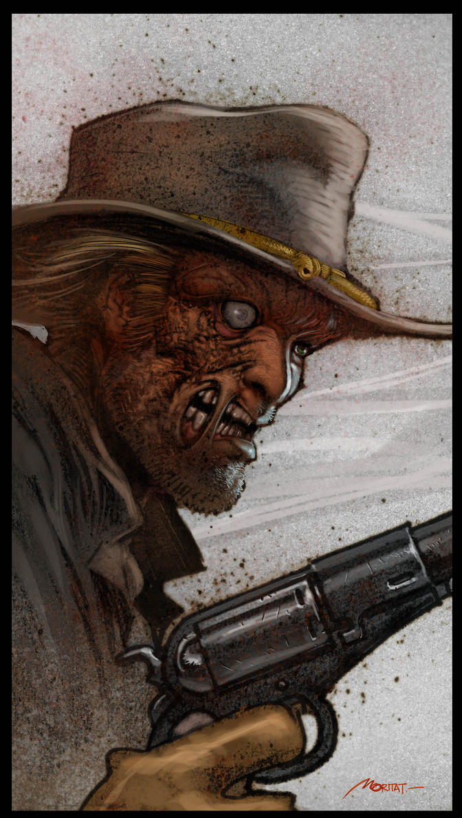 jonah hex by moritat