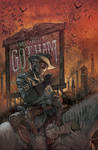 all star western 001 cover