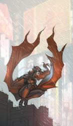 Batwoman Color 003 Copy by moritat