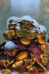 the hulk by moritat