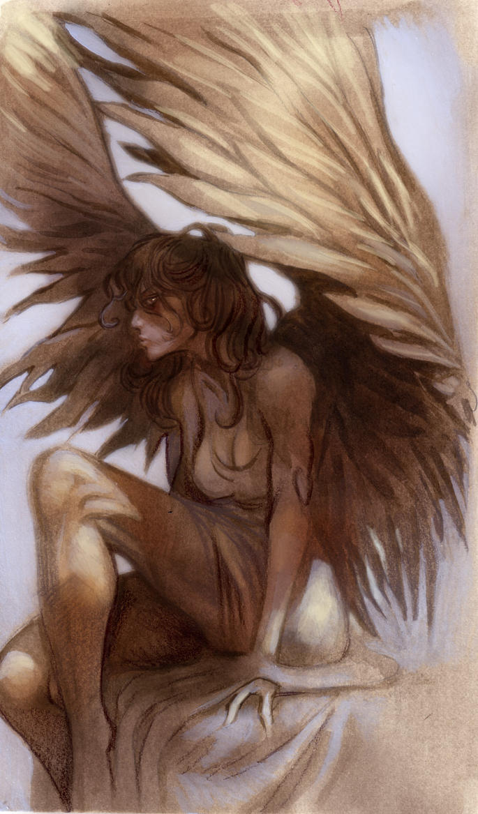 Vesna-Angel by moritat