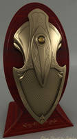 Elven Shield by schaten