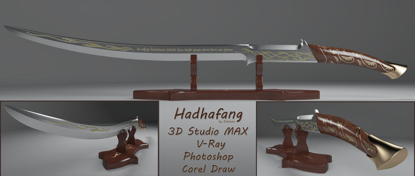 Hadhafang by schaten o...