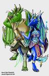 Com: Drago and Viper
