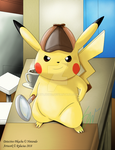 FA: Detective Pikachu