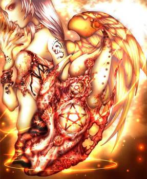 Angel of Shield