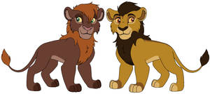 Lion Adopts [OPEN]
