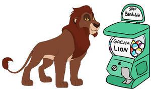 Gacha Lion [OPEN]