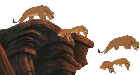 Lionesses Base [F2U]