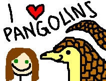 Dev ID - Pangolins by skittles-and-combos