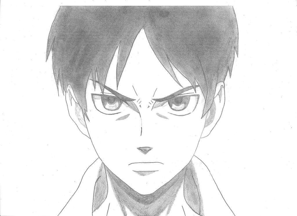 Eren Jaegar By Hyp3r50n1c On DeviantArt