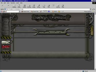 Portfolio version 1 Beta