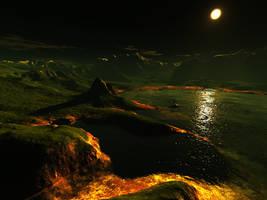 Lagoon of lament by alyn
