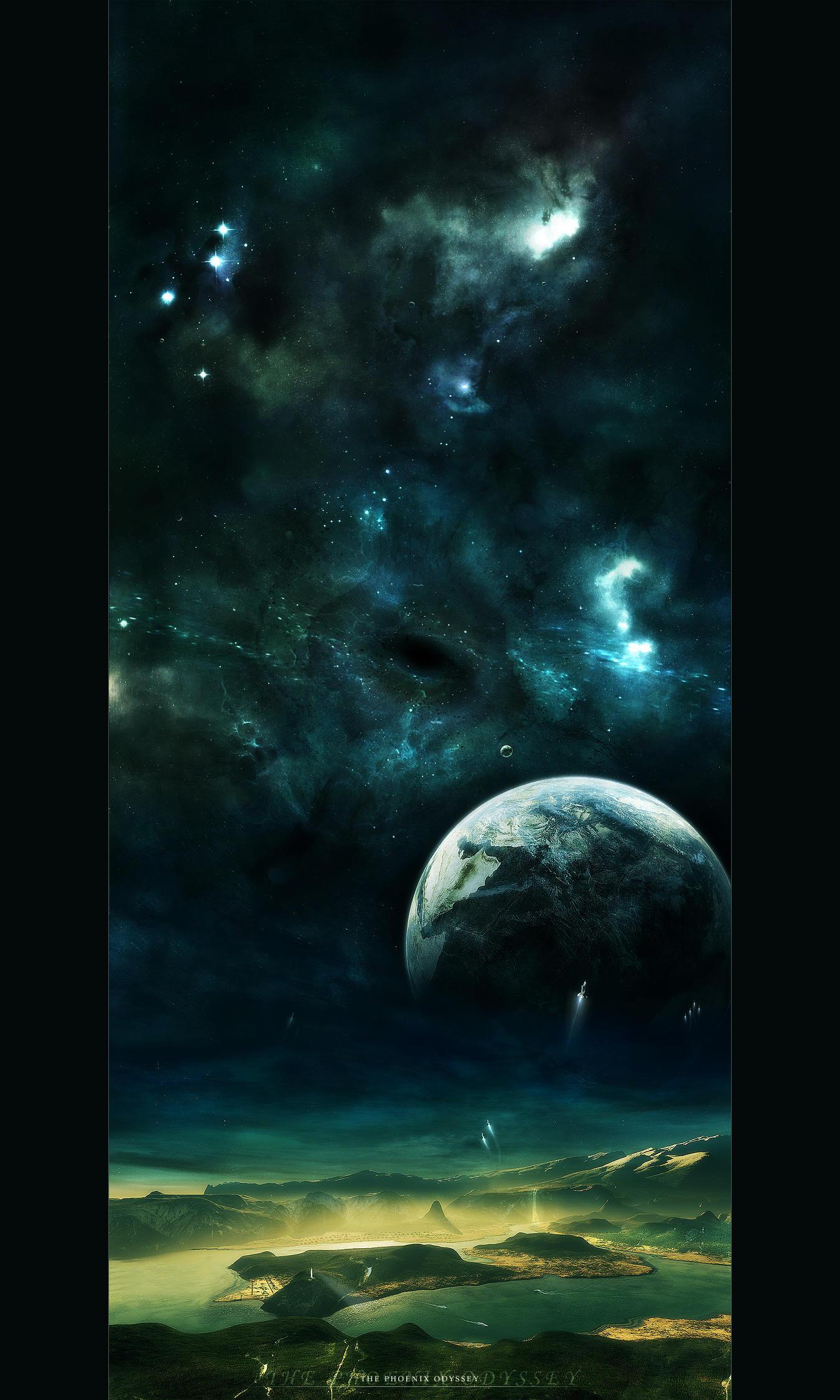 The Phoenix Odyssey by alyn