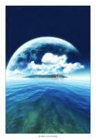 Nine Clouds by alyn