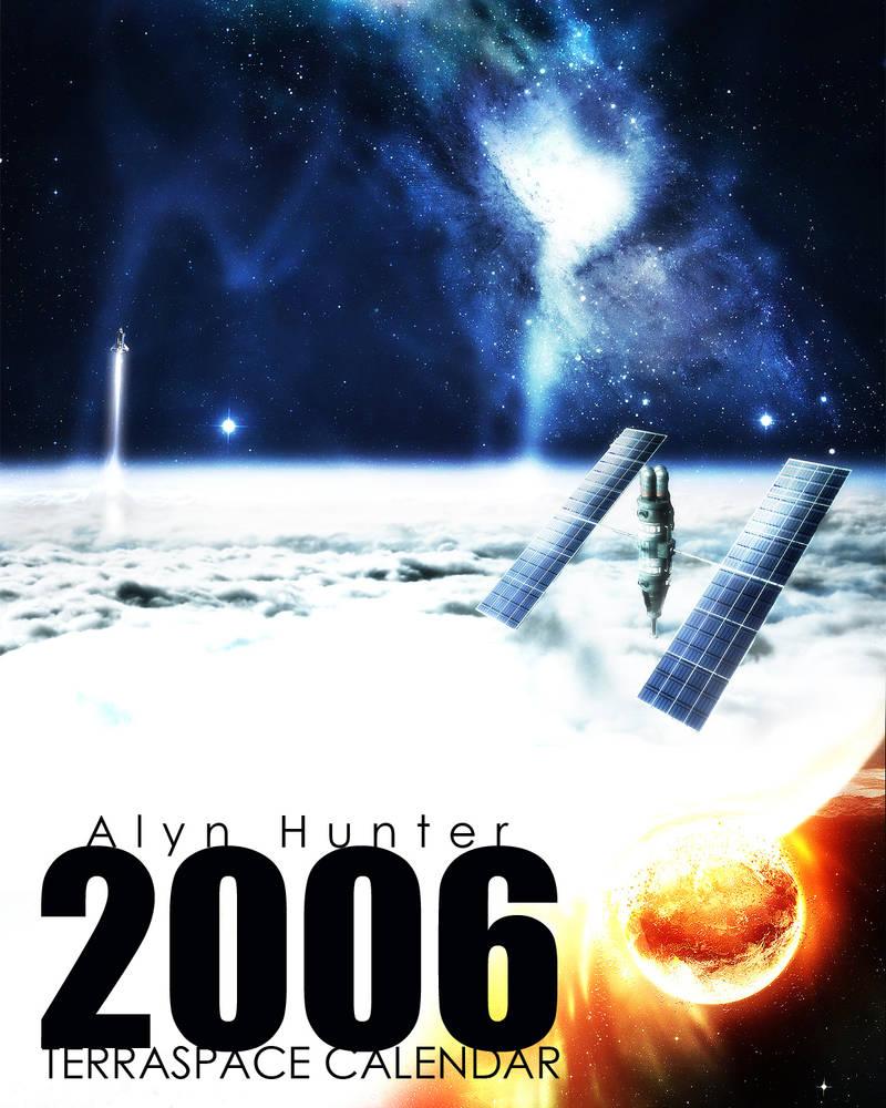 Terraspace Calendar 2006 by alyn